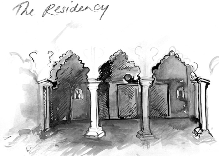 The Residency, India
